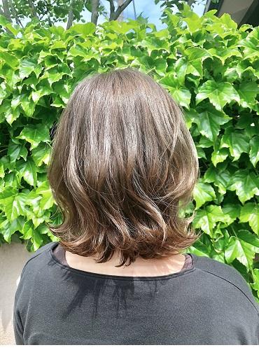 平塚の美容室BAGUSのヘアスタイル