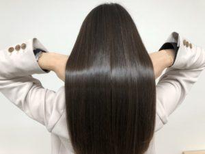 平塚の髪質改善美容院BAGUSの髪質改善