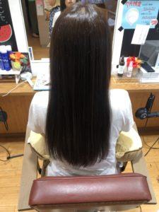 平塚の髪質改善美容院|バグース(BAGUS)のスタイル