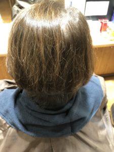 平塚の髪質改善美容院 バグース(BAGUS)のスタイル