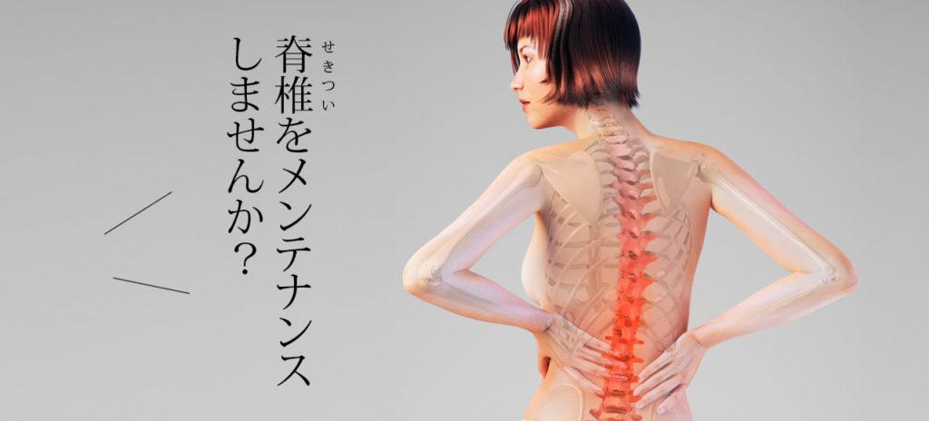 健康のための脊椎メンテナンスV3